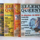Ellery Queen Mystery Magazines 1973 Through 1980 Softcover Books Vintage