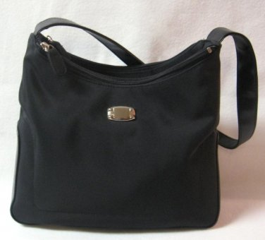 Kathy Ireland Black Designer Handbag Purse