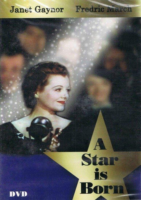 A Star is Born DVD Movie Janet Gaynor Fredric March Video