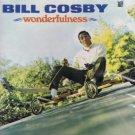 The Amazing Comedy of Bill Cosby Wonderfulness Audio CD