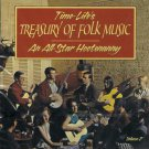 Treasury Of Folk Music An All Star Hootenanny Music CD's Volume Two 30 Songs