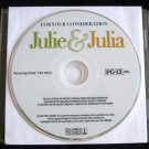 Julie & Julia DVD Video Meryl Streep Amy Adams Special SAG Release
