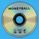 Moneyball Brad Pitt Jonah Hill Philip Seymour Hoffman DVD Movie Video Sag Release