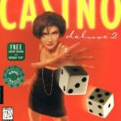 Casino Deluxe 2 PC Game CD Rom For Computer