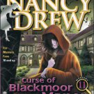 The 3D Adventures Of Nancy Drew Curse Of Blackmoor Manor CD Rom PC Game Mystery