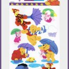 Winnie The Pooh & Friends Stickers By Sandylion 2 Sheets