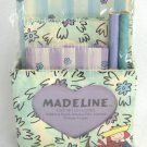 Madeline 6 Pc. Desktop Gift Set Address Book Picture Frame Pencils & Paper
