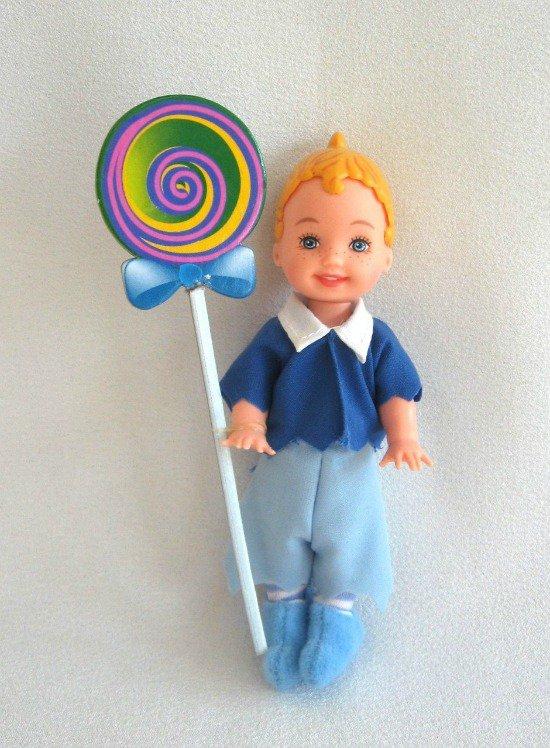 1994 Mattel Tommy Doll As Lollipop Munchin Wizard Of Oz