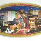 Serving Tray Las Vegas Nevada Vintage Hong Kong
