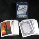 Vintage Playing Cards Pinochle Red Rose Flower Cactus Coca Cola 4 Decks