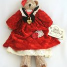 Teddy Tompkins Collectible Bears Enesco Lizzy Plush