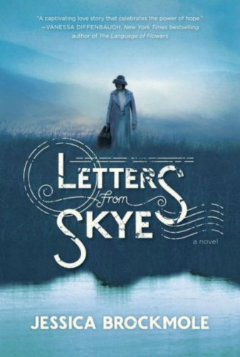 Letters From Skye Jessica Brockmole Hardcover Book Large Print Edition