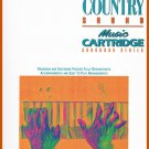 Yamaha Country Sound Music Songbook Series Piano Organ