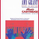 Yamaha Amy Grant Heart In Motion Music Songbook Series Piano Organ