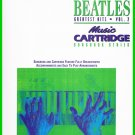 Yamaha The Beatles Greatest Hits Vol. 2 Music Songbook Series Piano Organ