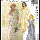 Misses Dress Easy McCall's Sewing Pattern No. 6430 Sizes 8 to 12