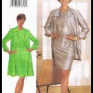 Misses Jacket & Dress Butterick Sewing Pattern No. 4471 Sizes 12 to 16