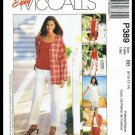 McCall's Sewing Pattern Non Stop Wardrobe Select A Size Misses Sizes 8-14