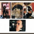 Batman Returns Tradings Cards Topps Stadium Club 1992 Michael Keaton
