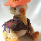 Gracie The Goose Hallmark Storybook Friends Character Stuffed Animal