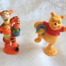 Winnie The Pooh And Tigger Character Figures Disney