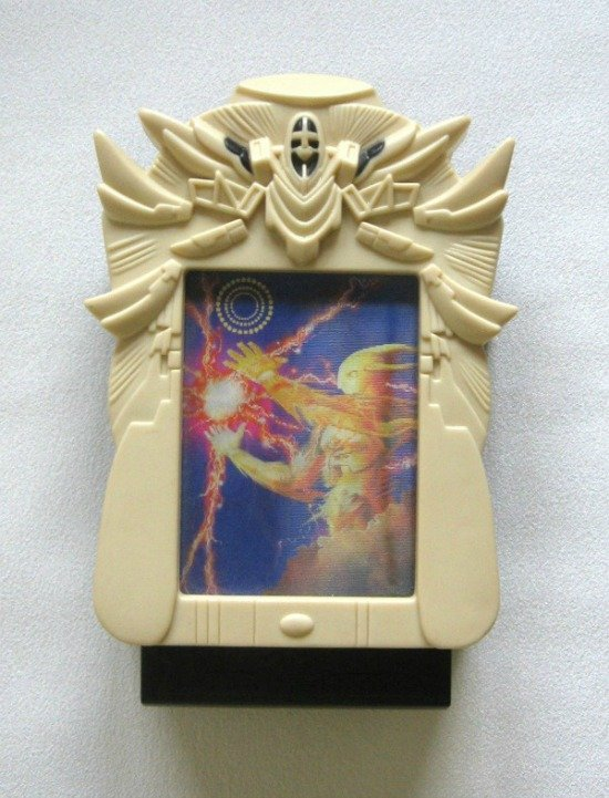 Duel Masters Trading Card Game Toy With Hologram 3D Cover Case McDonalds 2005
