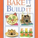 Bake It And Build It Softcover Book By Elizabeth MacLeod For Kids Ages 8 and Up