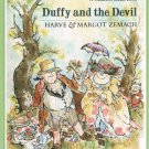 Duffy And The Devil By Harve & Margot Zemach Softcover Book