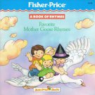 Favorite Mother Goose Rhymes Barbara Lanza Fisher Price Softcover Book