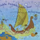 Twinkle Twinkle Little Star By Jane Taylor Hardcover Book Includes Glow In The Dark Poster