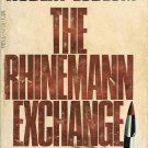 The Rhinemann Exchange By Robert Ludlum Softcover Book Vintage 1975