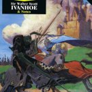 Classics Illustrated Ivanhoe & Notes Sir Walter Scott Softcover Book