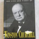 The Life And Times Of Winston Churchill By James Brown Hardcover Book