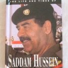 The Life And Times Of Saddam Hussein By Amy Dempsey Hardcover Book
