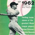 Baseball Stars Of 1962 By Ray Robinson Vintage Softcover Book Roger Maris Cover