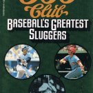 The 500 Club Baseball's Greatest Sluggers Softcover Book Philadelphia Daily News