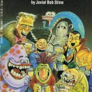 101 Silly Monster Jokes By Jovial Bob Stine Softcover Book
