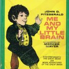 Me And My Little Brain By John D. Fitzgerald Softcover Book Vintage 1972