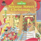 A Sesame Street Christmas By Pat Tornborg Hardcover Book