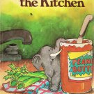 Elephant In The Kitchen By Winsome Smith Softcover Book Vintage 1980