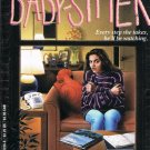 The Baby-Sitter By R.L. Stine Softcover Book Mystery Thriller