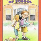 Sparky And Eddie The First Day Of School By Tony Johnston Softcover Book Hello Reader Level 3
