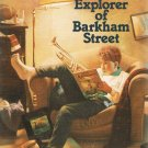 The Explorer Of Barkham Street  Mary Stolz Vintage Softcover Book 1987