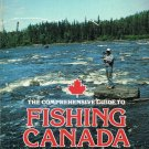 The Comprehensive Guide To Fishing Canada By Babe Winkelman Softcover Book