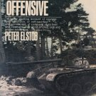 Hitler's Last Offensive The Battle Of Ardennes By Peter Elstob Vintage 1973 Softcover Book