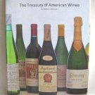 The Treasury Of American Wines By Nathan Chroman Hardcover Book Vintage 1976