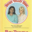 Boy Trouble Francine Pascal's Sweet Valley High By Kate William Hardcover Book