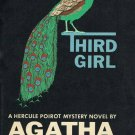Third Girl A Hercule Poirot Mystery Novel By Agatha Christie Hardcover Book Vintage 1966