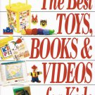 The Best Toys Books & Videos For Kids By Joanne Oppenheim & Stephanie Oppenheim Softcover Book