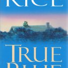 True Blue By Luanne Rice Hardcover Book Large Print Edition